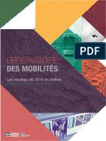 Observatoire des mobilités