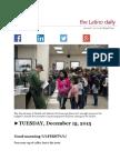 The Latino Daily 12-15-15