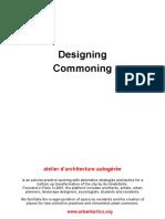 Diseñando los Comunes
