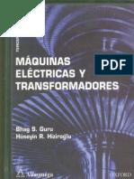 Maquinas Electricas Guru Motores y Generadores DC