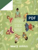 Atividades em áreas naturais - Rita Mendonça
