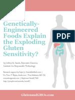 GMOs Correlated to Gluten Sensitivity