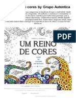 Download as PDF Um Reino de Cores by Grupo Autentica
