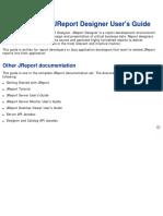 JReport Designer User's Guide.pdf