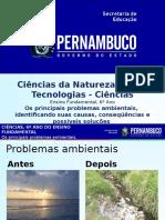 ProfessorAutor-Ciências-Ciências Ι 6º Ano Ι Fundamental-Os Principais Problemas Ambientais, Identificando Suas Causas, Conseqüências e Possíveis Soluções