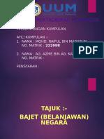 MGF2023 - PERNGURUSAN KEWANGAN