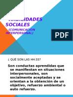 3. HABILIDADES SOCIALES