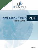Catalogue Itancia2008