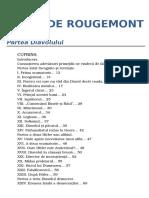 Denis de Rougemont - Partea diavolului.pdf