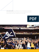 Pittsburgh Pirates Coporate Sales Brochure