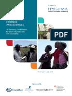 Hystra Report on Smallholder Farmers