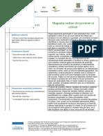 Plan de Afaceri Magazin Online de Proteze