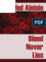 Blood Never Lies eBook