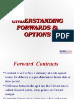 Understanding Forwards & Options
