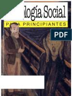 Psicología Social, para principiantes