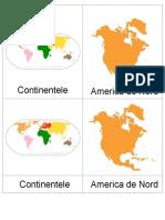 Nomenclator Continente