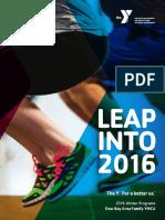 Dow Bay AreaFamily YMCA Winter Program Guide 2016 - Web