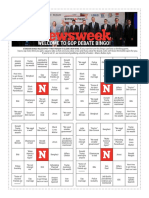Newsweek Republican Presidential Debate 12.15