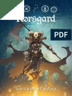 Norsgard Qs Rules