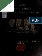 Sven Hedin-Central Asia Tibet-2