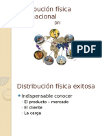Distribución física internacional II 2015