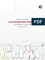 Saudi Arabia Accessibility Guidelines