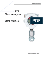 Mc III Exp User Manual