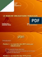 Marche Obligatoire Marocain