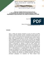 Artigo Marcos Vinicius Ferreira Da Silva