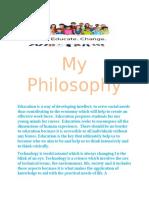 my philosophy 2