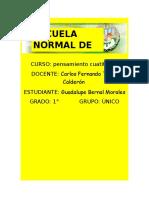 Resumen de Los Numeros Decimales Lupita