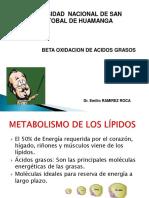 Clase 12. Beta Oxidacion