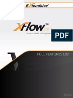XFlow2014 FullFeatureList v92 NA