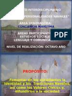 Galería de Personajes Navales Del Ecuador Auditorio 3