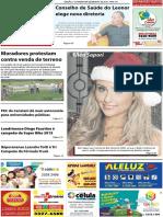 Jornal União - Edição da 1ª Quinzena de Dezembro de 2015