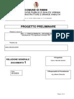 progetto preliminare