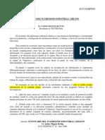 Migone (2006). Inventario Del Patrimonio Industrial Chileno
