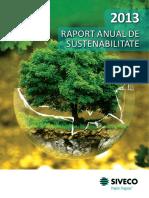 Siveco - Raport CSR 2014