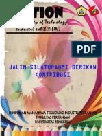 Proposal Pencairan Dana acara HIMATIN FAIR 2015