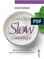 Cosmetica Slow [Vista Previa]