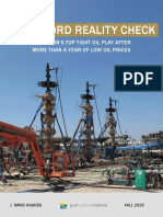 Eagle Ford Reality Check