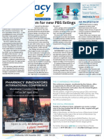 Pharmacy Daily for Wed 16 Dec 2015 - $621m for new PBS listings, NZ regulators looking at Nurofen too, Tamworth wins PotY 2015, Health AMPERSAND Beauty and much more