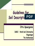 14 Spaargaren SoilProfileDescription2006 (1)