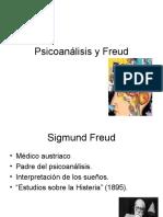 Psicoanalisis y Freud