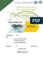 METRADO COSTOS