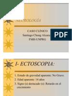NEUROLOGÍA-Caso clínico EPILEPSIA