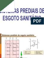 Esgotamento Sanitário - Dimensionamento 1