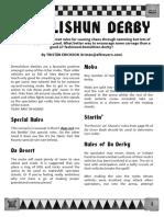 Demolishun Derby