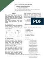 Paf15210-A Rangkaian Tapis (Filter) 02 h1e014058