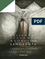 Condessa Sangrenta Alejandra Pizarnik